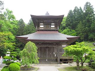 赤田の大仏(長谷寺)