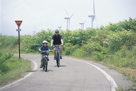 仁賀保高原サイクリング体験