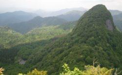 甑山(こしきやま)登山