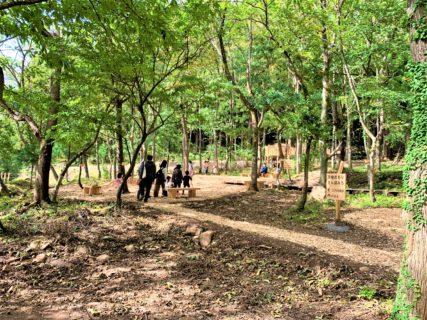 鳥海山木のおもちゃ美術館敷地内「あゆの森公園」がついにオープン!!