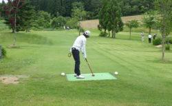 パークゴルフ体験
